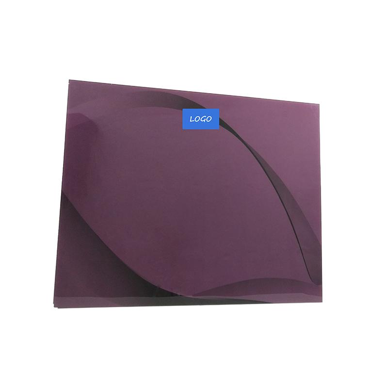 Fridge surface glass sample 1