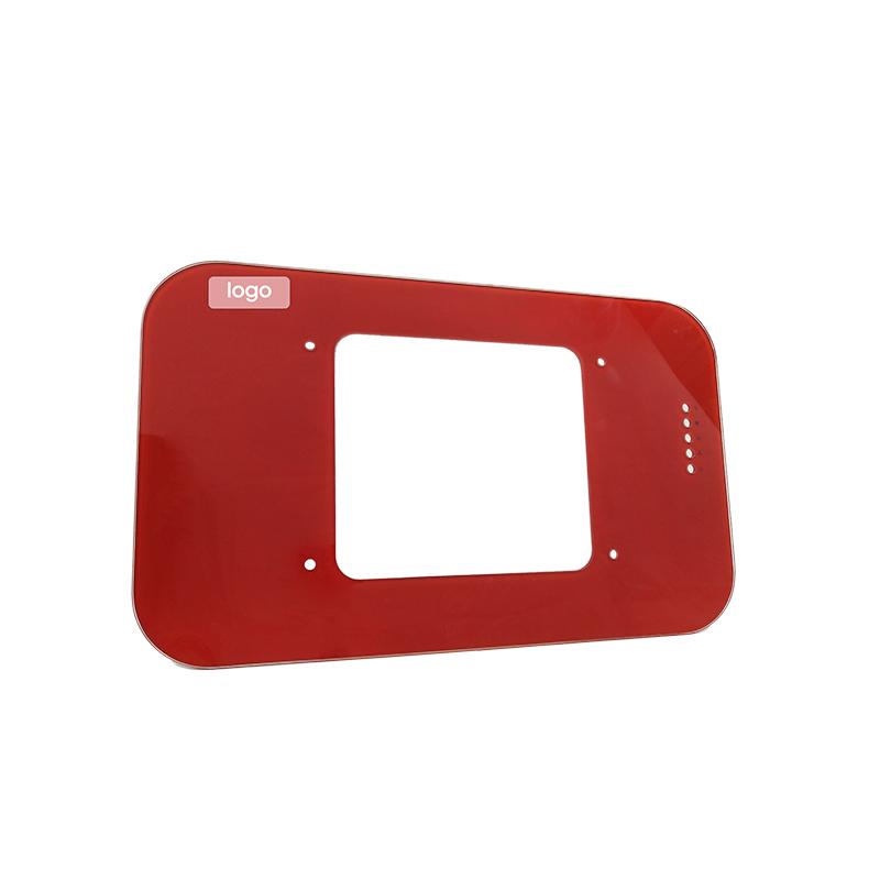 Kitchen ventilator surface glass sample 4
