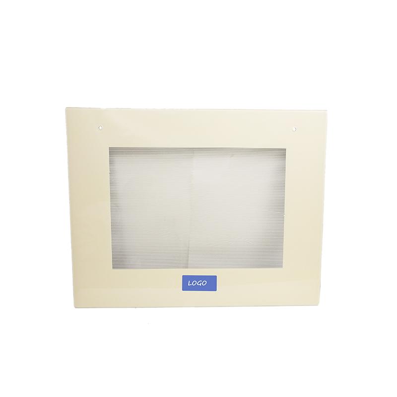 Oven glass sample 1